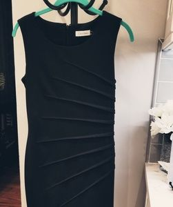 Calvin Klein black dress Size 2